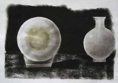 Study for Dr Dee Still Life